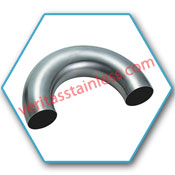 WP316L Stainless Steel 180 Degree Elbow
