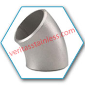WP316L Stainless Steel Elbow 45 Degree