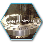 High Nickel Alloy Flat Flanges