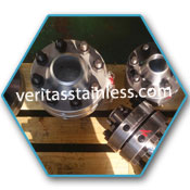 High Nickel Alloy Orifice Flanges