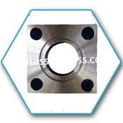 High Nickel Alloy Square Flanges