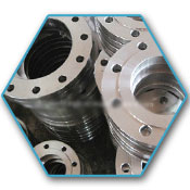 Stainless Steel Flat Flanges