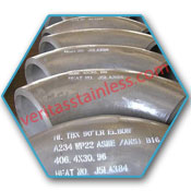 ASTM A234 WP5 Alloy Steel Pipe Fittings Suppliers in Colombia