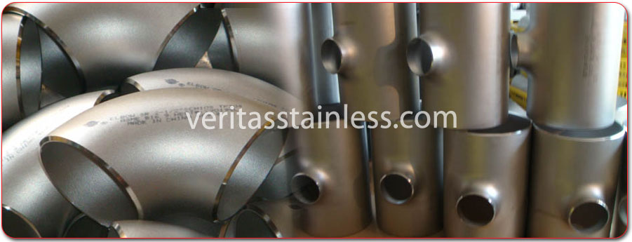 A403 WP 347 Stainless Steel Pipe Fittings