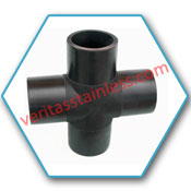A234 WP91  4 way Fittings