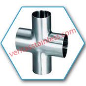 WP316L Stainless Steel Cross Fittings