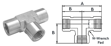 Stainless Steel High Pressure Fittings Manufacturers Suppliers