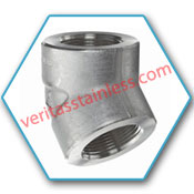 Alloy 20 Forged Elbow 45 Degree