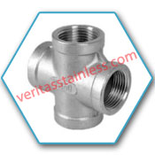 Stainless Steel 321 Forged Cross Fittings