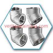 Alloy 20 Forged Elbow Fittings