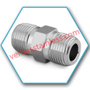 Alloy 20 Forged hex nipple