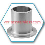 Stainless Steel 321 Forged Lap Joint Stub Ends