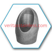 Alloy Steel Forged Outlet Elbow
