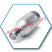 Alloy 20 Forged swage nipple