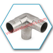 WP316L Stainless Steel Outlet Elbow