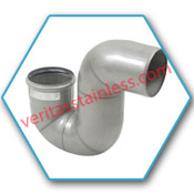 A403 WP304L Stainless Steel Pipe Return Trap