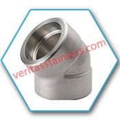 Socket Weld 45 Deg Elbow