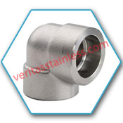 Socket Weld 90 Deg Elbow