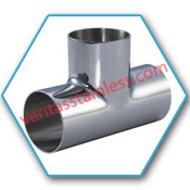 WP316L Stainless Steel Tee Standard