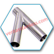 A403 WP304L Stainless Steel wye Reducing