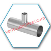 WP316L Stainless Steel Tee Reducing