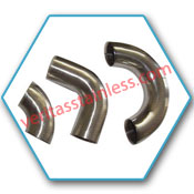 Stainless Steel Pipe Bends