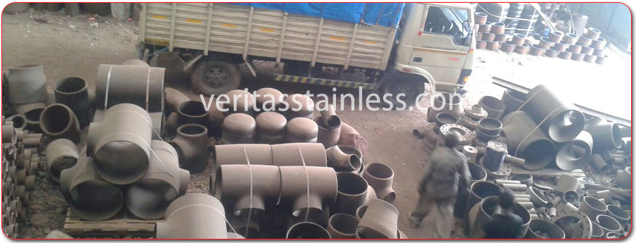 original photograph of Stainless Steel Pipe Fittings / Carbon Steel Pipe Fittings at our factory