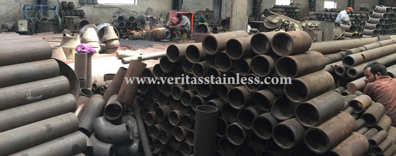 Stainless Steel Pipe Fittings Manufacturing in India