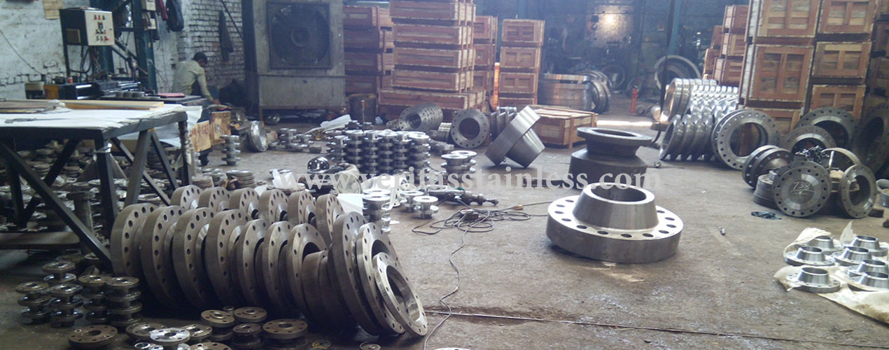 Stainless Steel Flanges / Carbon Steel Flanges Ready Stock in India