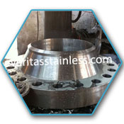 A182 F446 Stainless Steel  Weld Neck Flanges A / BWeld Neck Flanges A / B