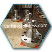A182 F446 Stainless Steel  Weldo / Nipo Flanges