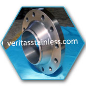 A182 F446 Stainless Steel  Wnrf Flanges